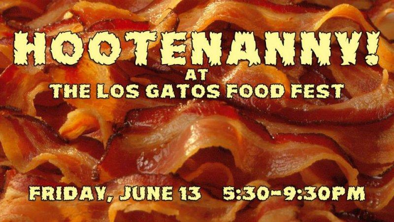 2014.06.13 Los Gatos Food Fest
