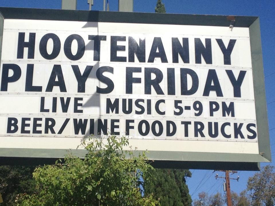 Hootenanny! Food Fest