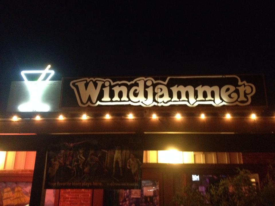 Windjammer!